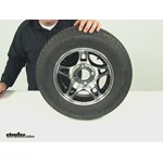 Kenda Tires and Wheels - Tire with Wheel - AM31208HWTB Review