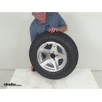 Kenda Tires and Wheels - Tire with Wheel - AM3S649 Review