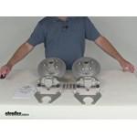 Kodiak Trailer Brakes - Disc Brakes - K2HR35D Review