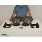 Kodiak Trailer Brakes - Disc Brakes - K2HR712 Review