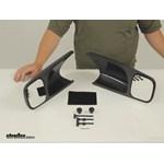 Longview Custom Towing Mirrors - Slide-On Mirror - CTM1200 Review