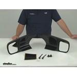 Longview Custom Towing Mirrors - Slide-On Mirror - CTM1500 Review