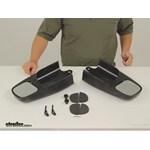 Longview Custom Towing Mirrors - Slide-On Mirror - CTM2500 Review