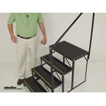 Stromberg Carlson RV and Camper Steps - Motorhome - EHS-103-R Review
