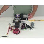 Superwinch Electric Winch - ATV - UTV Winch - 1120210 Review