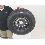 Taskmaster Tires and Wheels - Tire with Wheel - A225R645BMPVD Review