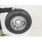 Taskmaster Tires and Wheels - Tire with Wheel - A225R6SMPVD Review