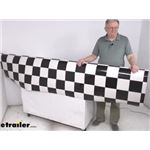 Review of The Source Company RV Flooring - Checkerboard - TS36FR