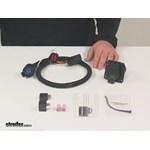 Tekonsha Custom Fit Vehicle Wiring - Trailer Hitch Wiring - 118242 Review