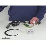 Tekonsha Custom Fit Vehicle Wiring - Trailer Hitch Wiring - 118269 Review
