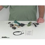 Tekonsha Custom Fit Vehicle Wiring - Trailer Hitch Wiring - 118353 Review