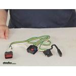 Tekonsha Custom Fit Vehicle Wiring - Trailer Hitch Wiring - 118381 Review