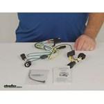 Tekonsha Custom Fit Vehicle Wiring - Trailer Hitch Wiring - 118409 Review
