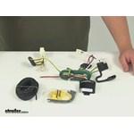 Tekonsha Custom Fit Vehicle Wiring - Trailer Hitch Wiring - 118412 Review