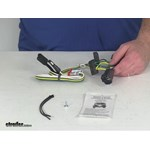 Tekonsha Custom Fit Vehicle Wiring - Trailer Hitch Wiring - 118416 Review