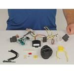 Tekonsha Custom Fit Vehicle Wiring - Trailer Hitch Wiring - 118422 Review