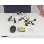 Tekonsha Custom Fit Vehicle Wiring - Trailer Hitch Wiring - 118494 Review