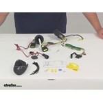 Tekonsha Custom Fit Vehicle Wiring - Trailer Hitch Wiring - 118526 Review
