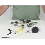 Tekonsha Custom Fit Vehicle Wiring - Trailer Hitch Wiring - 118548 Review