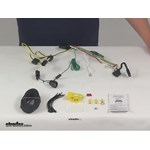Tekonsha Custom Fit Vehicle Wiring - Trailer Hitch Wiring - 118567 Review