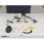 Tekonsha Custom Fit Vehicle Wiring - Trailer Hitch Wiring - 118573 Review