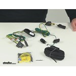 Tekonsha Custom Fit Vehicle Wiring - Trailer Hitch Wiring - 118643 Review