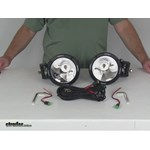 Vision X Off Road Lights - Pair of Lights - CTL-CPZ610KIT Review