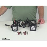 Vision X Off Road Lights - Pair of Lights - XIL-OP110KIT Review