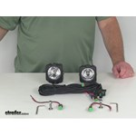 Vision X Off Road Lights - Pair of Lights - XIL-OP120KIT Review