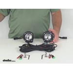 Vision X Off Road Lights - Pair of Lights - XIL-OPR110KIT Review
