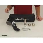 etrailer Ball Mounts - Fixed Ball Mount - EBMK4 Review
