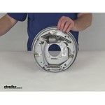 etrailer Trailer Brakes AKFBBRK-35L-D Review