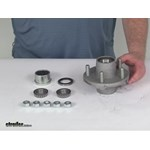 etrailer Trailer Hubs and Drums - Hub - AKIHUB-545-2-G-EZ-2K Review