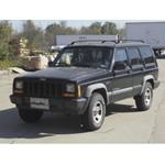 Trailer Hitch Installation - 1997 Jeep Cherokee