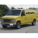 Trailer Hitch Installation - 2001 Ford E-350 Van