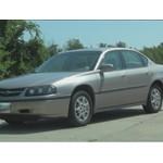 Trailer Hitch Installation - 2002 Chevrolet Impala