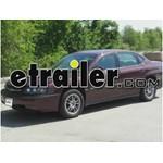 Trailer Hitch Installation - 2003 Chevrolet Impala