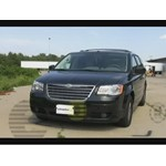 Trailer Hitch Installation - 2008 Chrysler Town and Country