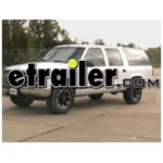 Trailer Hitch Installation - 1998 Chevrolet Suburban