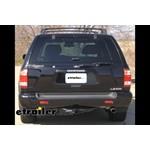 Trailer Hitch Installation - 2000 Nissan Pathfinder