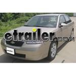 Trailer Hitch Installation - 2007 Chevrolet Malibu