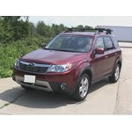 Trailer Hitch Installation - 2009 Subaru Forester