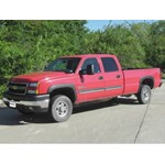 Westin Tube Step Installation - 2006 Chevrolet 2500 HD Series