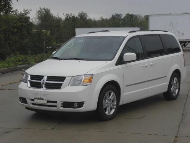 2010 Dodge Grand Caravan Custom Fit Vehicle Wiring
