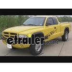 Trailer Wiring Harness Installation - 2000 Dodge Dakota
