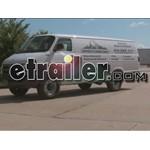 Trailer Wiring Harness Installation - 2001 Dodge Ram 3500 Van