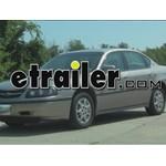 Trailer Wiring Harness Installation - 2002 Chevrolet Impala
