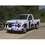 Trailer Wiring Harness Installation - 2008 Chevrolet Colorado