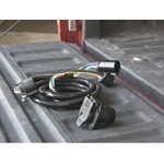 Fifth Wheel and Gooseneck Wiring Harness Installation - 2002 Ford F-250