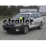 Trailer Wiring Harness Installation - 2007 Subaru Outback Wagon